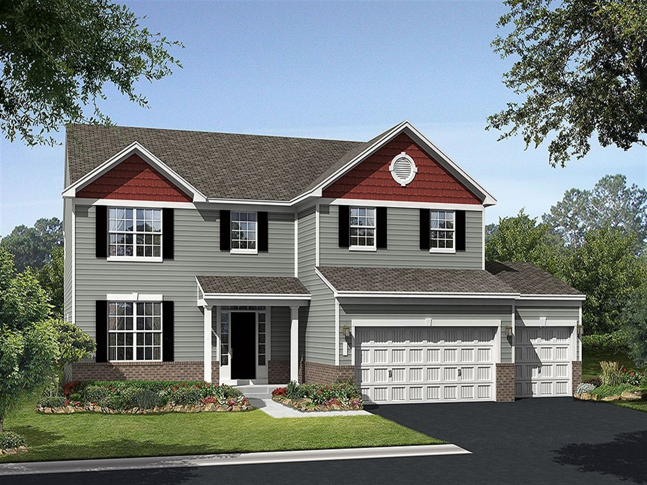 Rutherford - Creek Ridge: Plymouth, MN - Ryland Homes