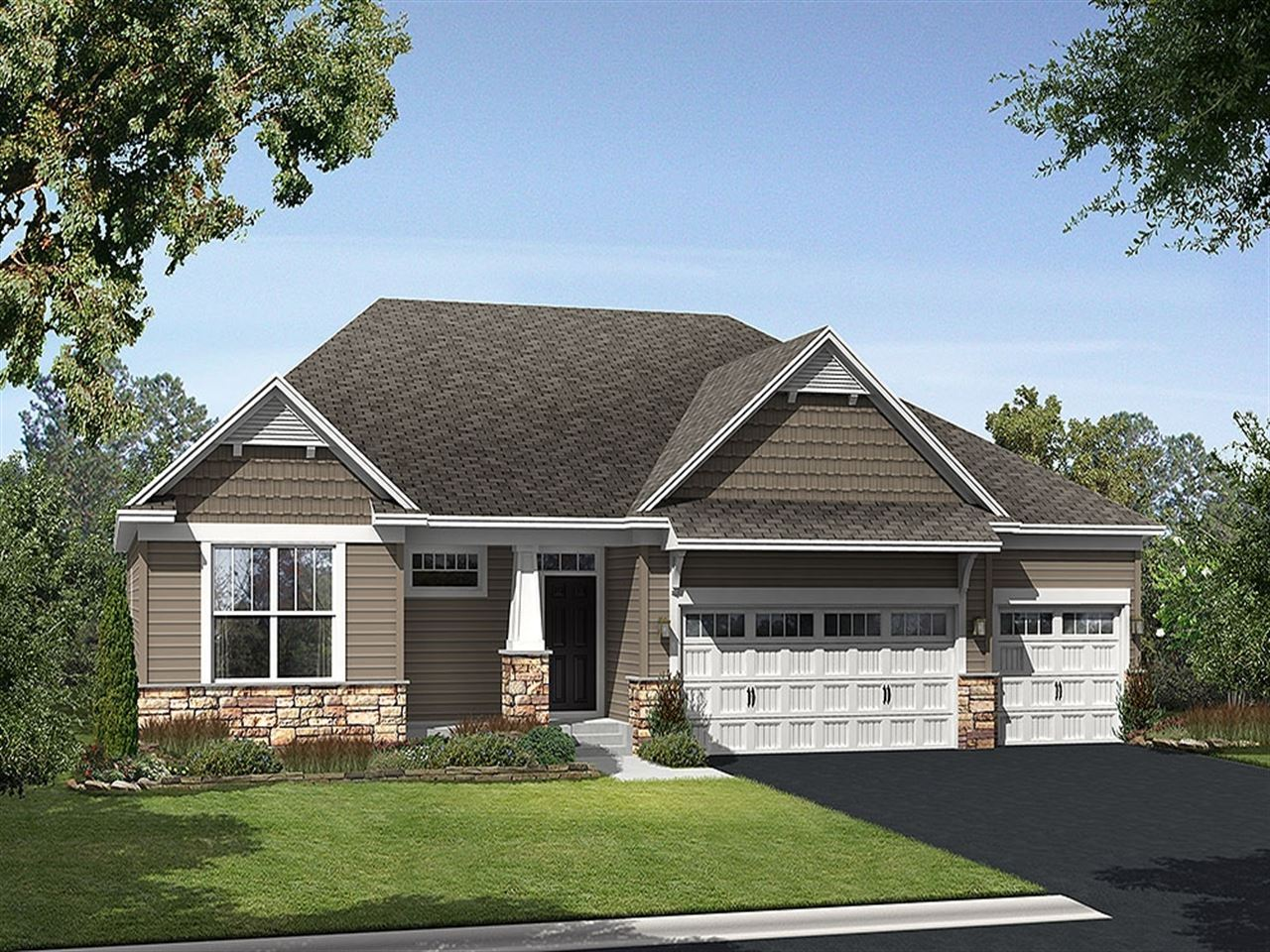 Cambridge - Rose Creek: Lakeville, MN - Ryland Homes