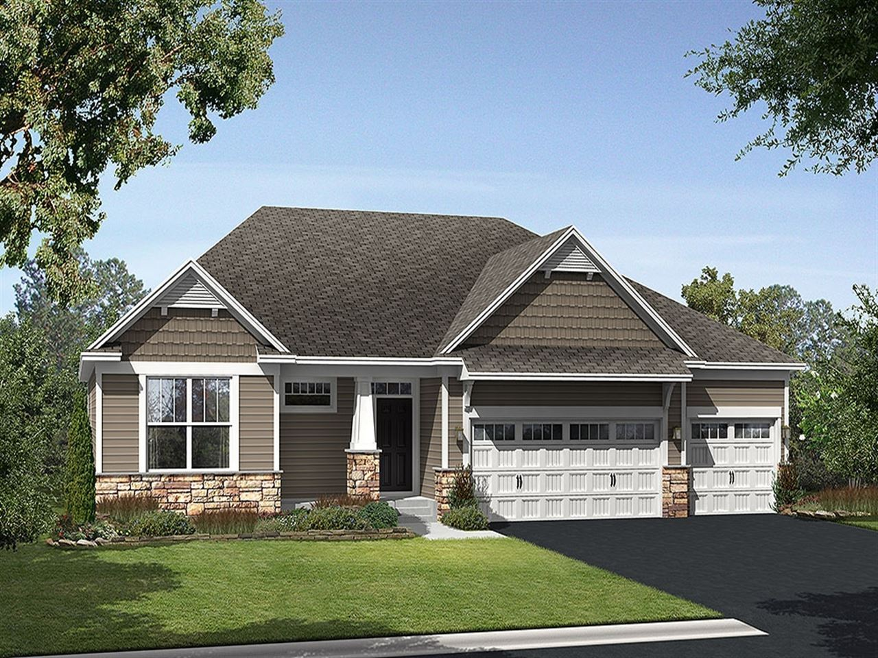 Cambridge - The Preserve at Legacy Creek: Blaine, MN - Ryland Homes
