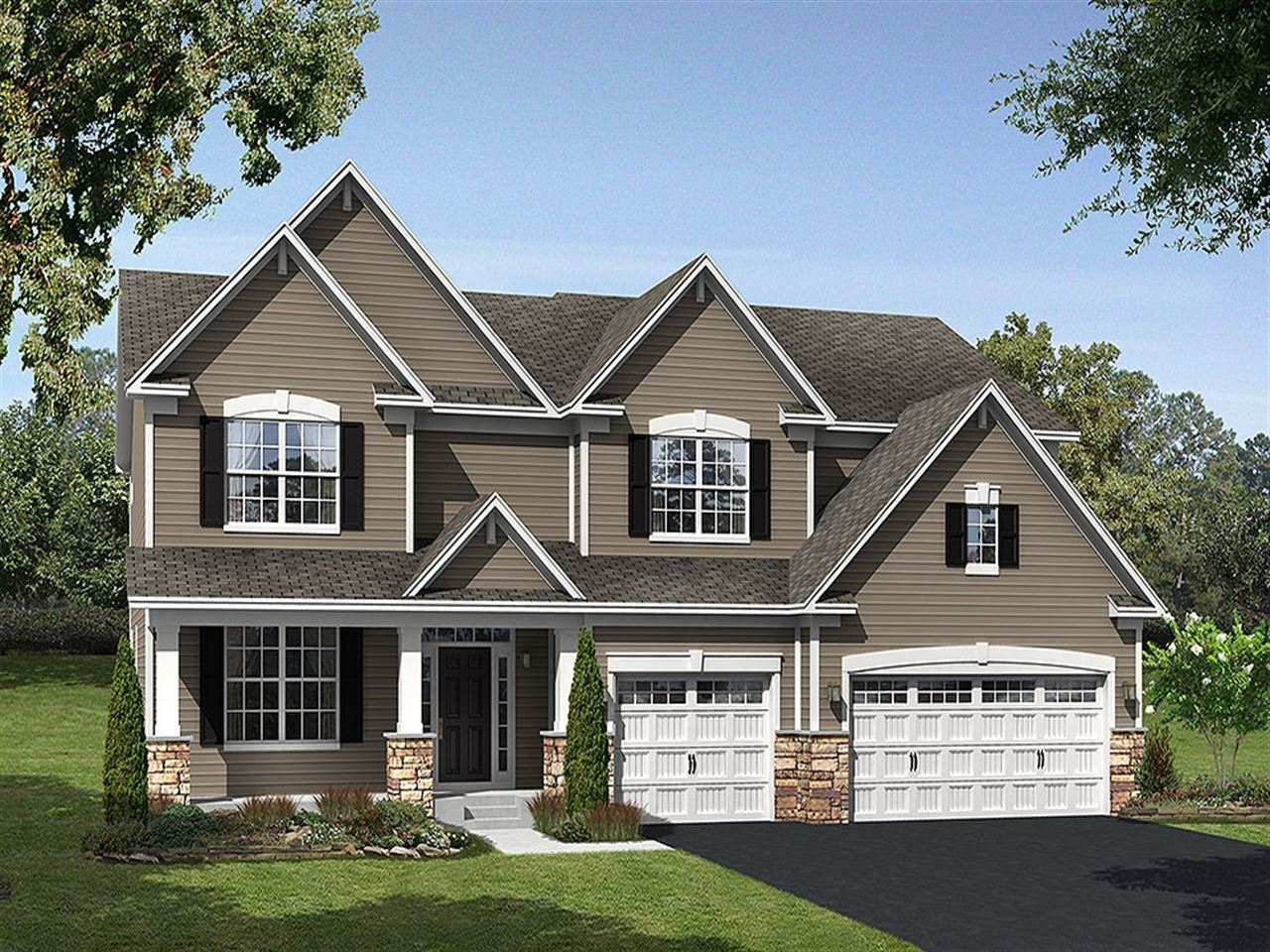 Prescott - The Preserve at Legacy Creek: Blaine, MN - Ryland Homes