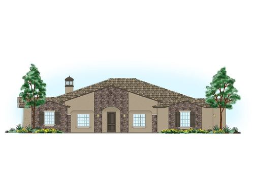 house for sale in Baraca Estates by Ryland Homes