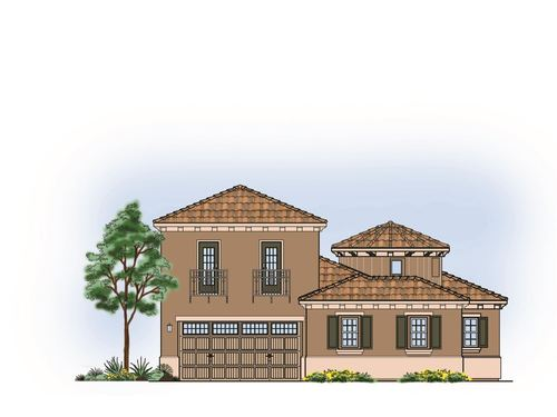 house for sale in Finisterra by Ryland Homes