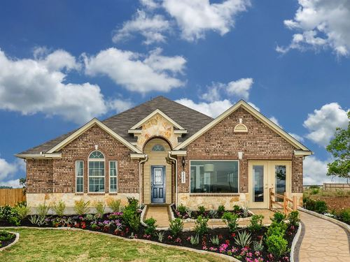 Highland Grove by Ryland Homes in San Antonio Texas