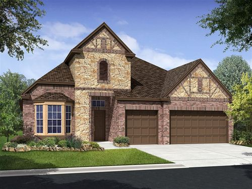 house for sale in Quiet Creek by Ryland Homes