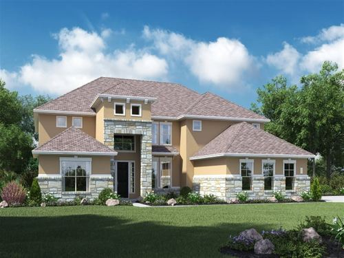 Rockwall Ranch by Ryland Homes in San Antonio Texas