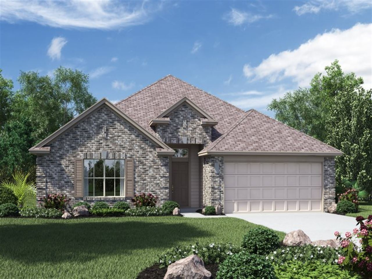 Orlando - Trails at Alamo Ranch: San Antonio, TX - Ryland Homes