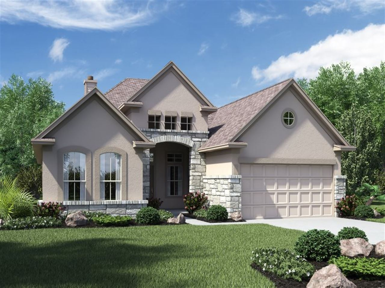 Springfield - Trails at Alamo Ranch: San Antonio, TX - Ryland Homes