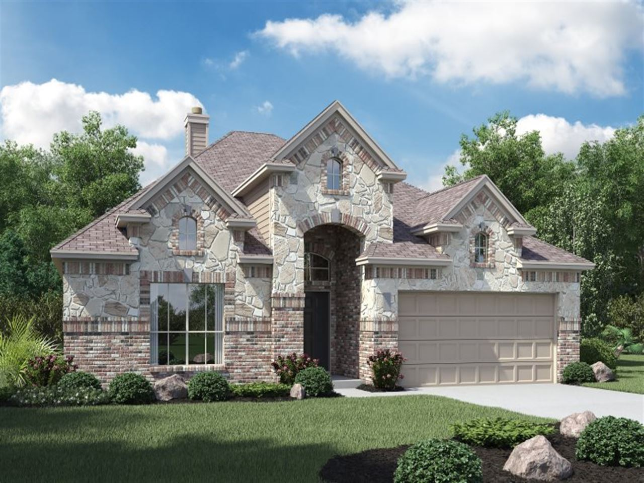 Wimberley - Trails at Alamo Ranch: San Antonio, TX - Ryland Homes