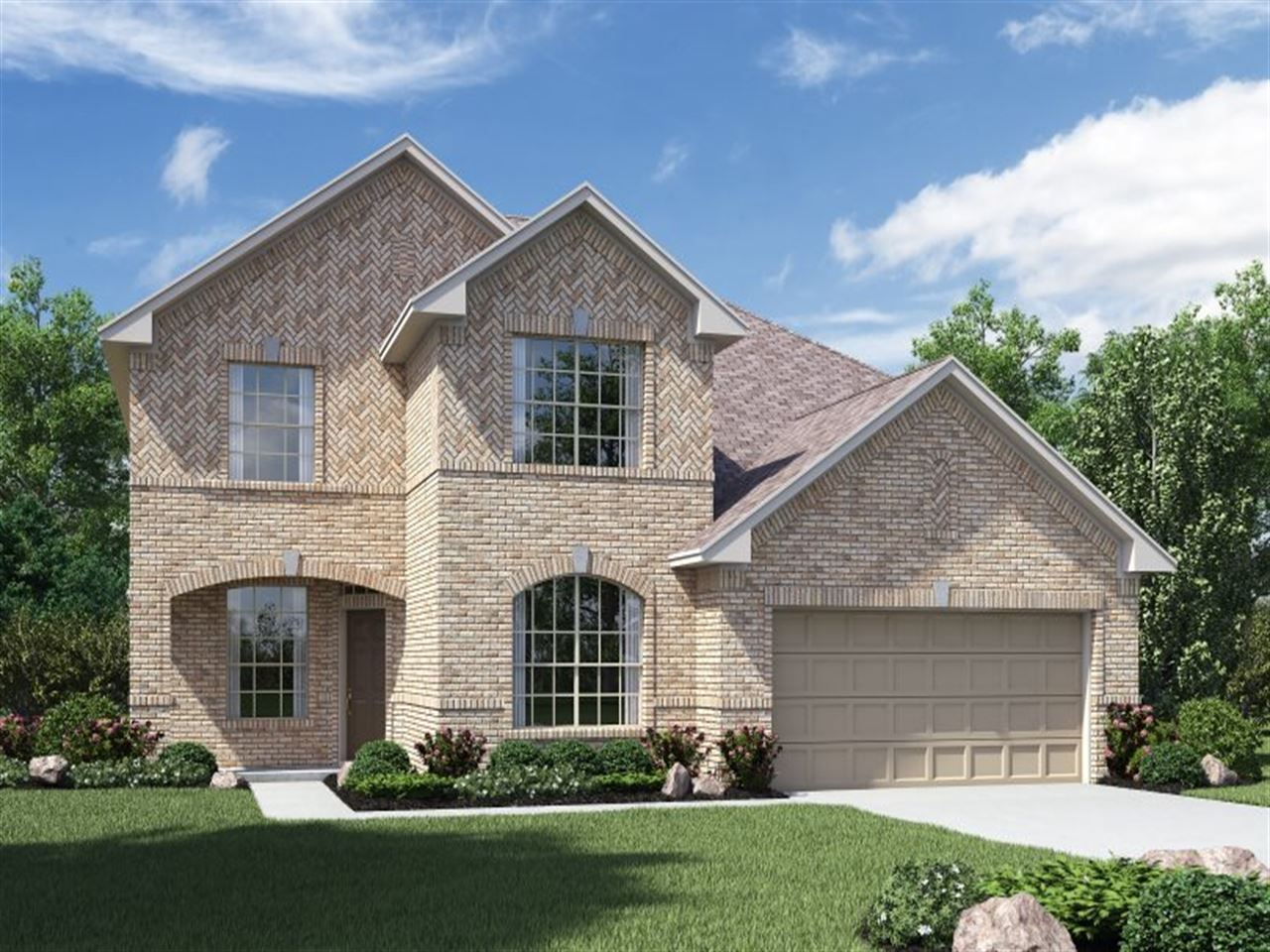 Miami - Trails at Alamo Ranch: San Antonio, TX - Ryland Homes