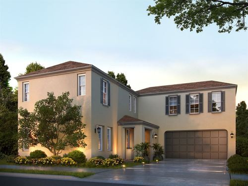 Colibri at Portola Springs by Ryland Homes in Orange County California