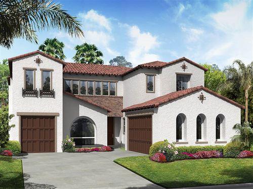 Bella Vista at San Elijo Hills by Ryland Homes in San Diego California