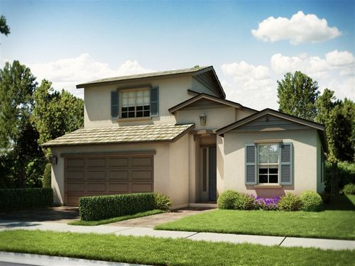 Sunrise Springs at Summerly by Ryland Homes in Orange County California