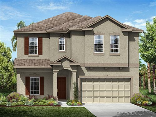 Enclave at Ramble Creek by Ryland Homes in Tampa-St. Petersburg Florida