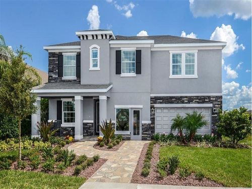 South Fork by Ryland Homes in Tampa-St. Petersburg Florida