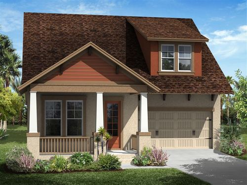 FishHawk Ranch by Ryland Homes in Lakeland-Winter Haven Florida