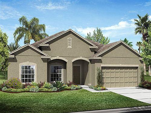 Esprit by Ryland Homes in Orlando Florida
