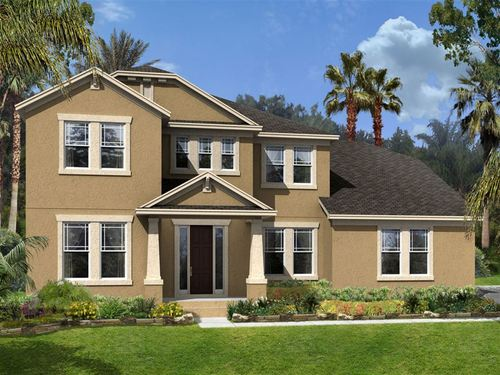 Oak Ridge by Ryland Homes in Orlando Florida