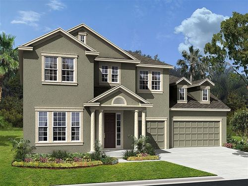 Waterside Pointe Signature by Ryland Homes in Orlando Florida