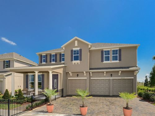 Orchard Hills Estate by Ryland Homes in Orlando Florida