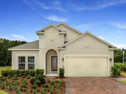 Bridgeford Crossing by Ryland Homes in Lakeland-Winter Haven Florida