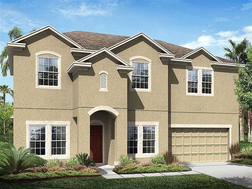 Grand Island - Palm Series by Ryland Homes in Orlando Florida