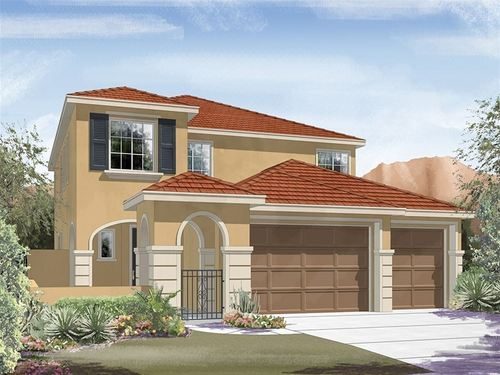 house for sale in Zephyr Ridge by Ryland Homes