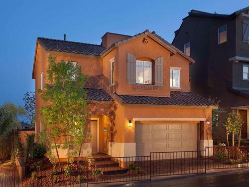 Verada View by Ryland Homes in Las Vegas Nevada