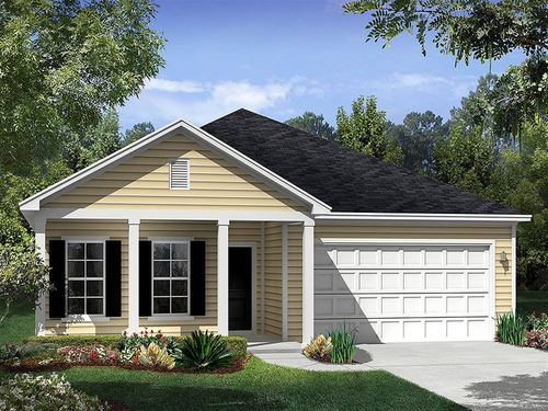 Windsor Plantation - Devonshire by Ryland Homes in Myrtle Beach South Carolina