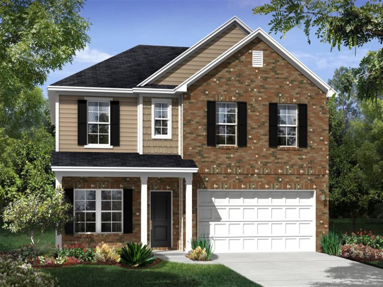 Windsor Plantation - Devonshire by Ryland Homes