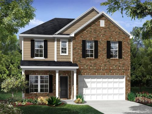 Windsor Plantation - Devonshire by Ryland Homes in Myrtle Beach South Carolina