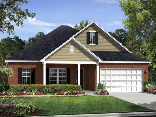 Windsor Plantation - St. David's by Ryland Homes in Myrtle Beach South Carolina