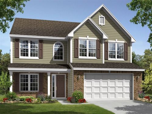 Bowling Green by Ryland Homes in Raleigh-Durham-Chapel Hill North Carolina