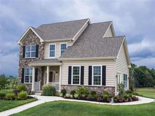 house for sale in Enclave at Newark Preserve by Ryland Homes