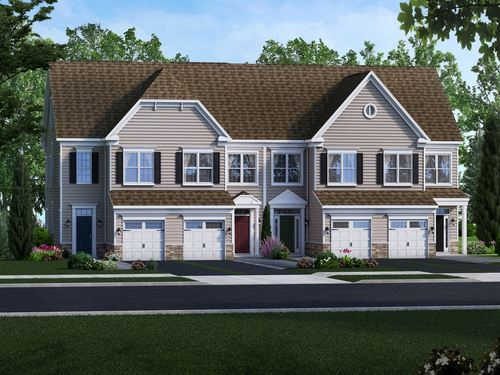 house for sale in Willow Grove Mill by Ryland Homes