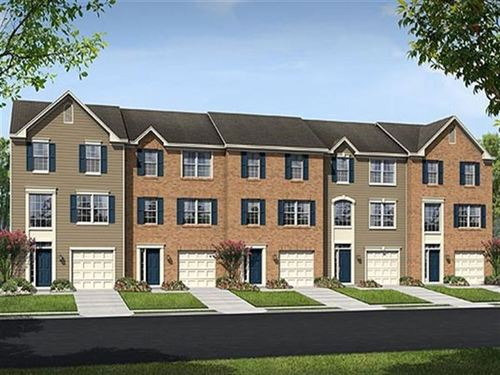 Villages at Washington Square by Ryland Homes in Philadelphia Pennsylvania