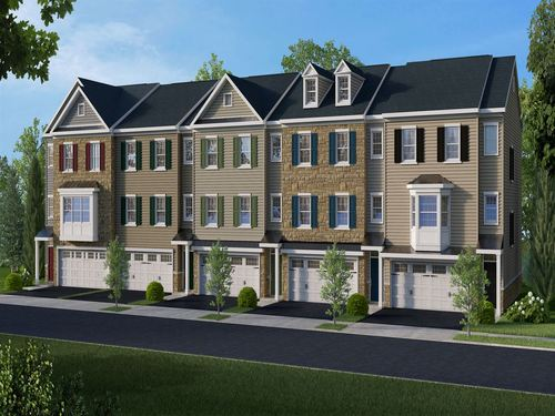 Somerton Valley by Ryland Homes in Philadelphia Pennsylvania
