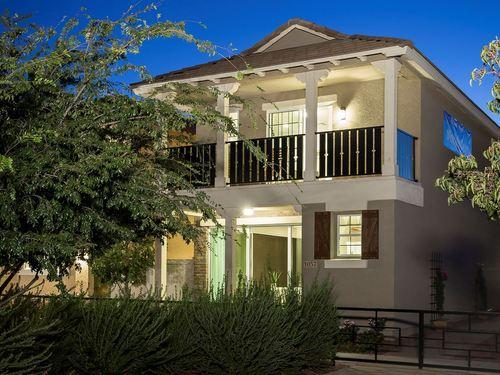 Vistancia by Ryland Homes in Phoenix-Mesa Arizona