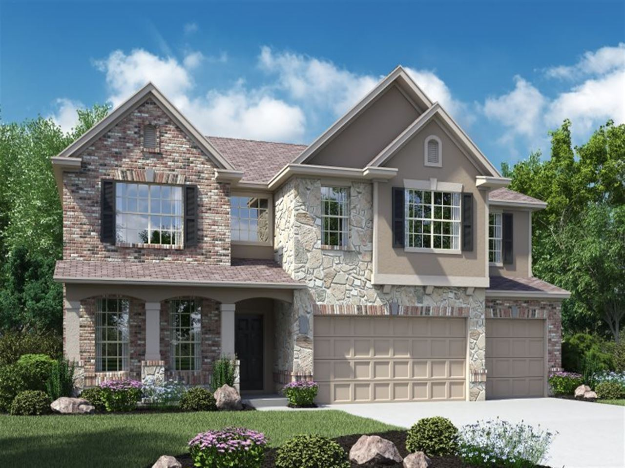 Enclave at Wortham Oaks by Ryland Homes