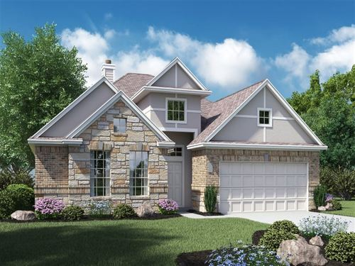 Enclave at Wortham Oaks by Ryland Homes in San Antonio Texas