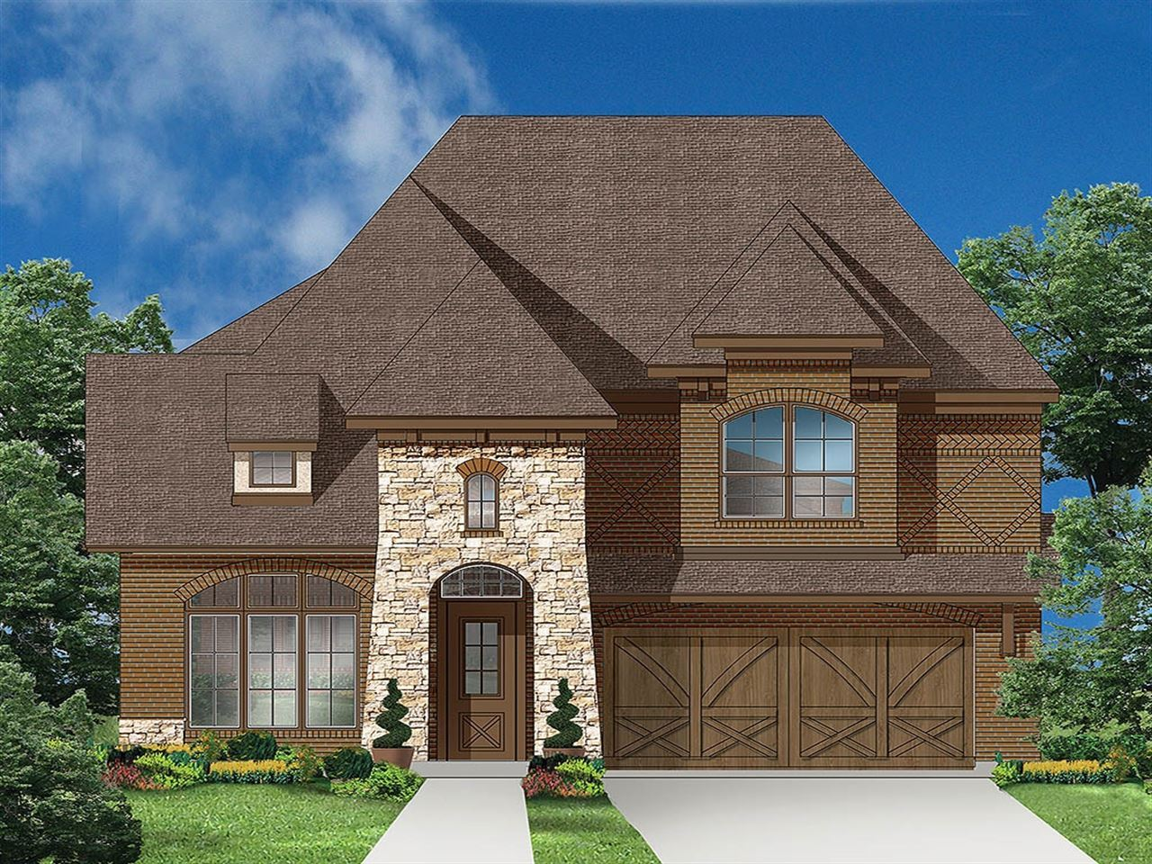 Lantana - Isabel 50's by Ryland Homes