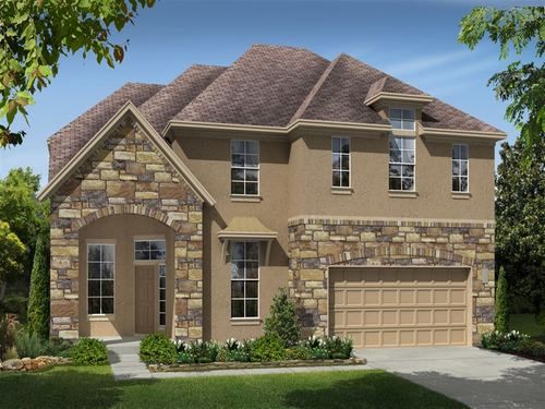Aliana - Concerto 55s by Ryland Homes in Houston Texas