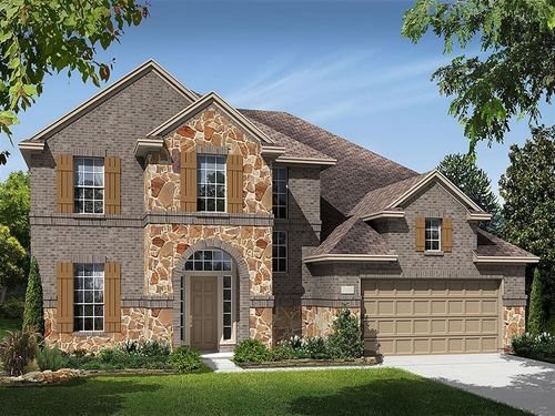 house for sale in Graystone Hills by Ryland Homes