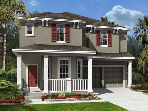 Orchard Hills Manor by Ryland Homes in Orlando Florida