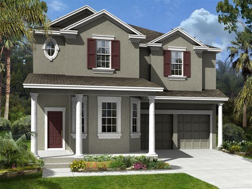 Orchard Hills 50s by Ryland Homes in Orlando Florida