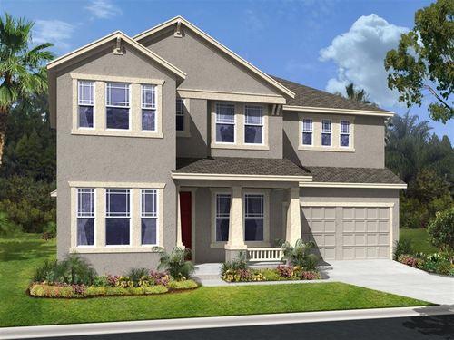 Hickory Hammock 70' & 80' Homesites by Ryland Homes in Orlando Florida
