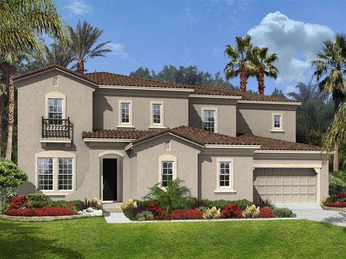 Hickory Hammock 90' & 100' Homesites by Ryland Homes in Orlando Florida