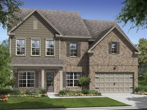 house for sale in Bethany Crossing by Ryland Homes