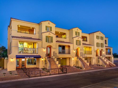 Princess Enclave by Ryland Homes in Phoenix-Mesa Arizona