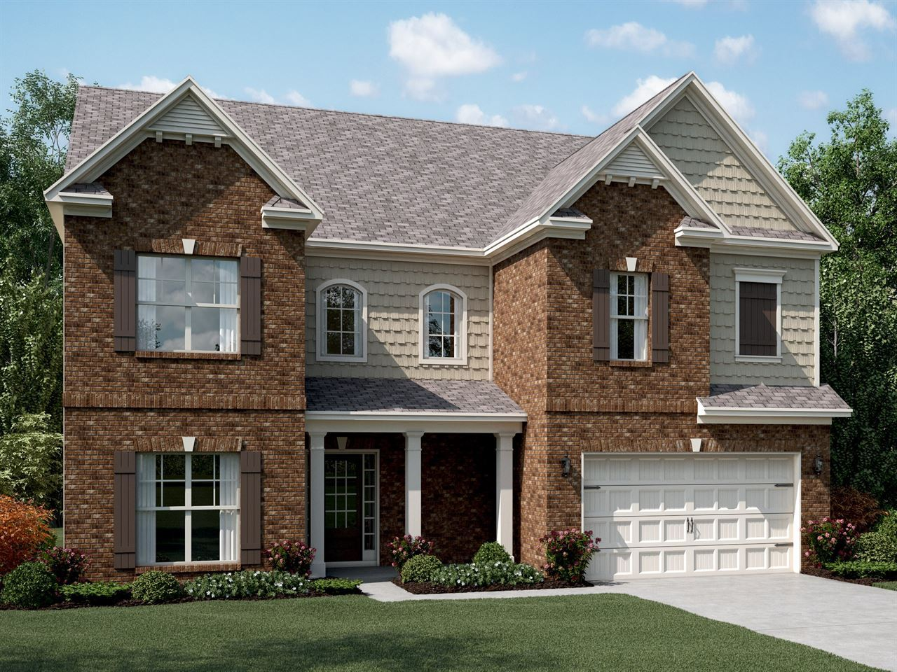 Ashford Crossing by Ryland Homes