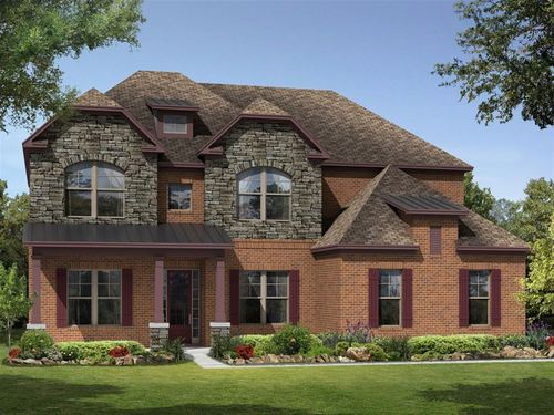 house for sale in Wyndham Oaks by Ryland Homes